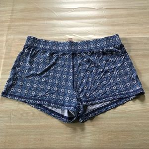 NWT Victoria's Secret pajama shorts